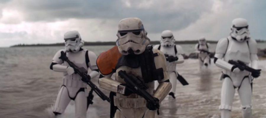 Rookie Six Star Wars Fan film