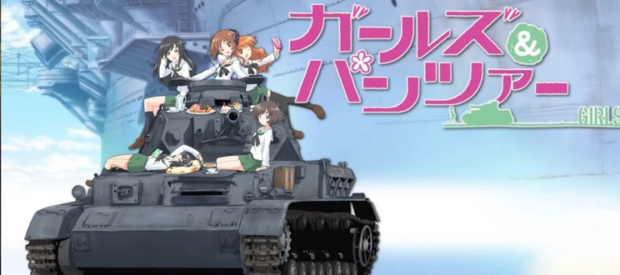 Girls-Panzer-news