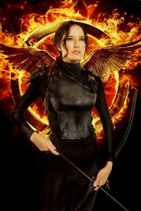Katniss by Ari Rubin