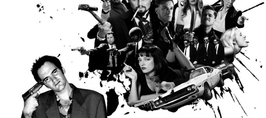 Quentin Tarantino Header