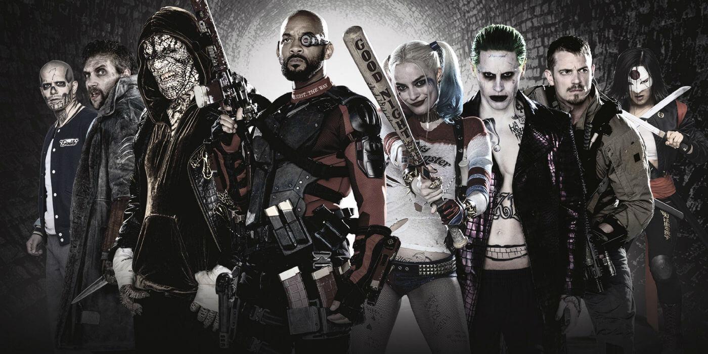 Filmkritik Suicide Squad, die cineastische Redundanz | Nerdizismus Folge 21