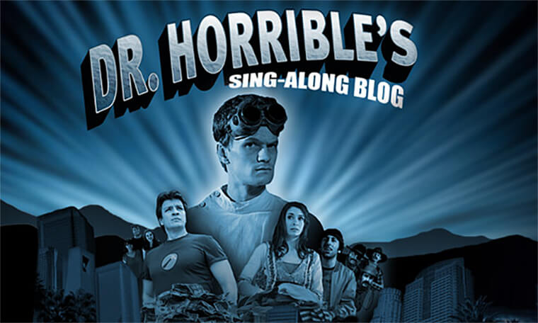 Dr Horribles Sing Along Blog Dr Horrible's Sing Along Blog , Copyright Mutant Enemy Productions