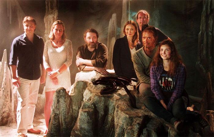 Mara und der Feuerbringer Cast
