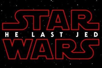 Star Wars The Last Jedi - Copyright Disney