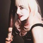 Forever Nerdgirl aka Warrior Harley Quinn