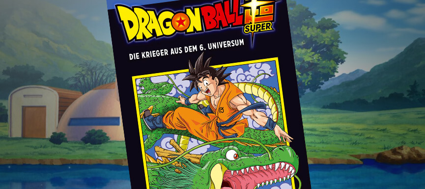Dragon Ball Super Carlsen Comics 2016