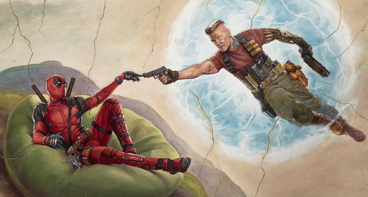 Filmkritik: Deadpool 2 (verkackt spoilerfrei) | Nerdizismus Folge 56
